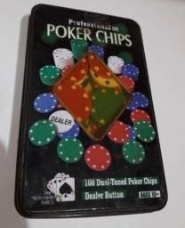 Poker chips profissional