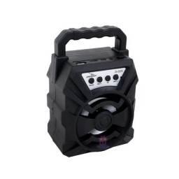 Caixa De Som Bluetooth/Usb/Aux/Card/Pendrive D-s25