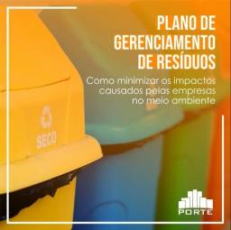 Título do anúncio: Plano de Gerenciamento de Resíduos Sólidos