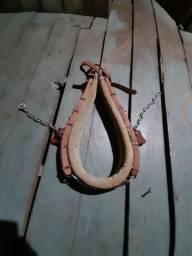 Coalheira para cavalo