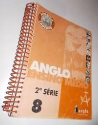 Livro Integrado Anglo Ensino Médio Segunda Série Volume 8