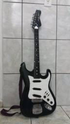 guitarra jennifer magnus + capa