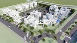 Apartamento com 2 dormitórios à venda, 40 m² por R$ 145.000 - Costeira - Araucária/Paraná