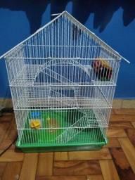 Gaiola para Hamster/Roedores pequenos