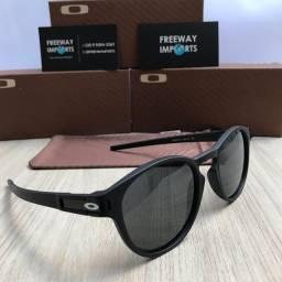Óculos de sol Oakley Latch Venon black polarizado