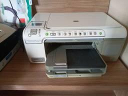 Impressora HP Photosmart C5280 All-in-one