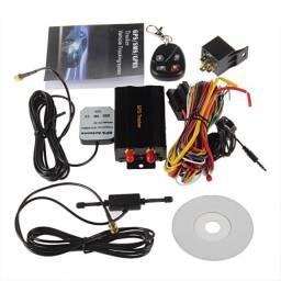 Anysun Vehicle Car Gps Tracker Tk103b Com Controle Remoto So