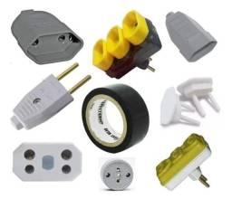 Acessórios material elétrico/atacado e varejo entrega em jp e região