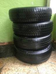 Vendo 4 pneus 175/70/14