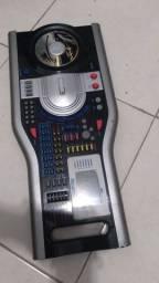 Loop maker gerador de ritmos portátil Com scratch