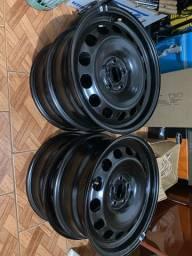 Roda aro 16 VW 5 furos