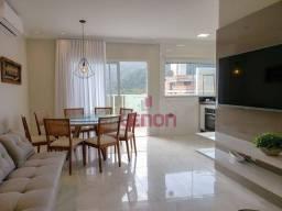 Apartamento Duplex com 3 suítes à venda, 175 m² por R$ 1.590.000 - Mariscal - Bombinhas/SC