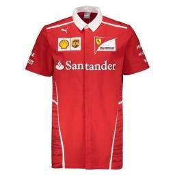 Camisa Ferrari nova