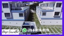 Casa a Venda em Itapuã 3 Quartos, 3 suítes, a partir de 140m² - Próximo a praia (R1)