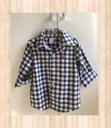 Camisas Carters 2 anos
