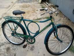 Bicicleta antiga monark barra circular raridade