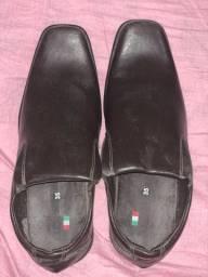 Sapato social  tam  35 uso ravanelli