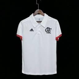 Título do anúncio: Camisa Polo Flamengo 21/22