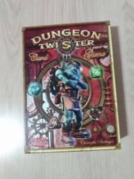 Jogo de tabuleiro dungeon twister