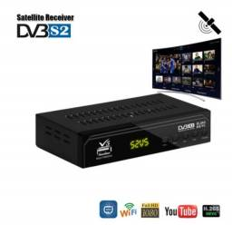 Receptor de TV por satelite