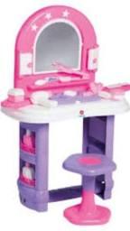Mesa de maquiagem de brinquedo