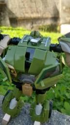 002 Figura de Ação Hasbro Transformers Bulkhead