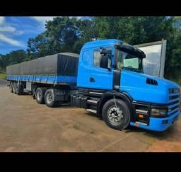 Scania T124 360