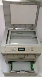 Impressora multifuncional laser brother dcp 7055