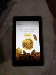 Tablet Amazon 1 mês de uso