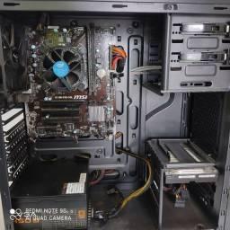 PC Gamer core i5 7400 8GB de RAM DDR4 1 Tb de HD