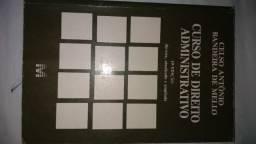 Vendo Livro Curso de Direito Administrativo