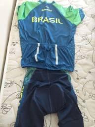 Conjunto de roupa Ciclismo