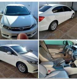 Civic 13/14 lxs 1.8 aut - 2014