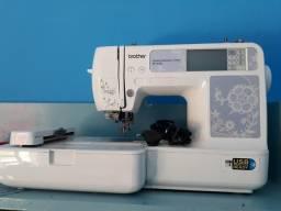Máquina de Bordar Brother PE450