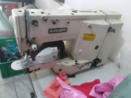 Maquina de costura industrial