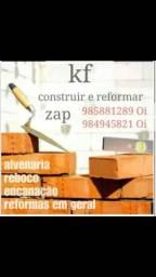 KF construir e reformar