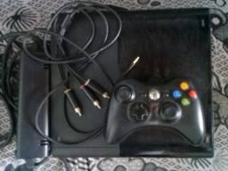 Console Xbox 360 500gb com jogos originais gravados no hd
