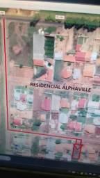 Terreno Residencial Alphaville 434m²