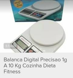 Dieta fitnes multifuncional balança 10Kg