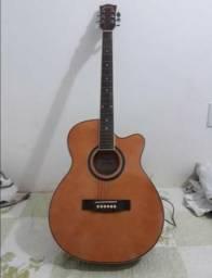 Violão elétrico Class guitar