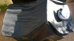 Capa de couro para quadriciclo