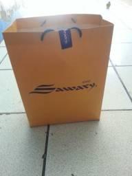Calça sawary skinny top