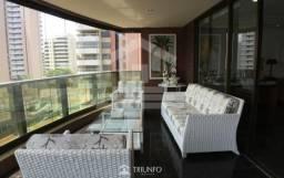 (HN) Preço de Ocasião !! Apartamento de 430m² no Meireles - Mobiliado - Fino Acabamento