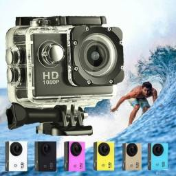 Câmera Filmadora Sports Cam Hd 1080p Go Pro