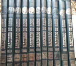 Coleção Machado de Assis com 17 livros