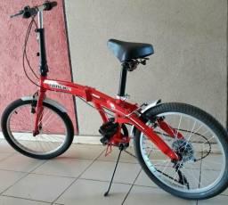 Bicicleta Dobrável Smart Track Bikes