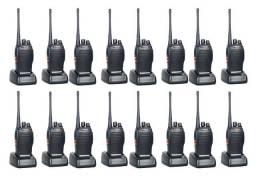 Kit 16 Radios Comunicadores Baofeng Walk Talk Baofeng Modelo 777s
