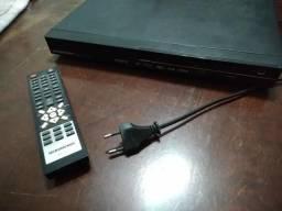 DVD Player Nordmende com entrada USB e SD