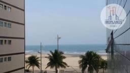 Apartamento com 1 dormitório à venda, 30 m² por r$ 140.000 - vila guilhermina - praia gran