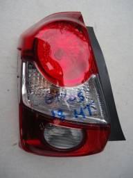 Lanterna Traseira Etios 2018 Hatch - Lado Esquerdo